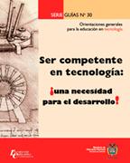 Orientaciones generales para la educación en tecnología