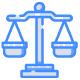 Icono relacionado con una Ley