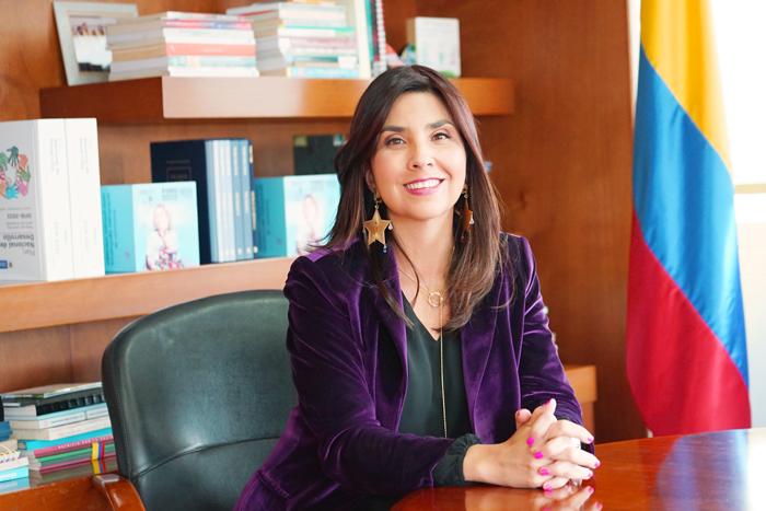 La Ministra - Ministerio de Educación Nacional de Colombia