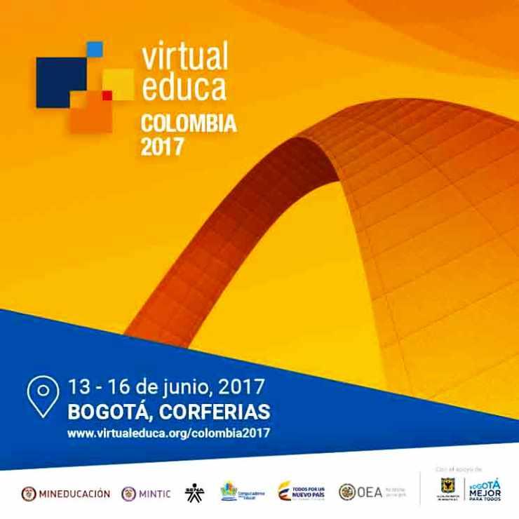 Inicia Virtual Educa Colombia 2017: el encuentro internacional de educación, innovación y tecnología