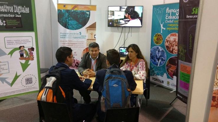 'ColaboraTIC', la gran red de Popayán