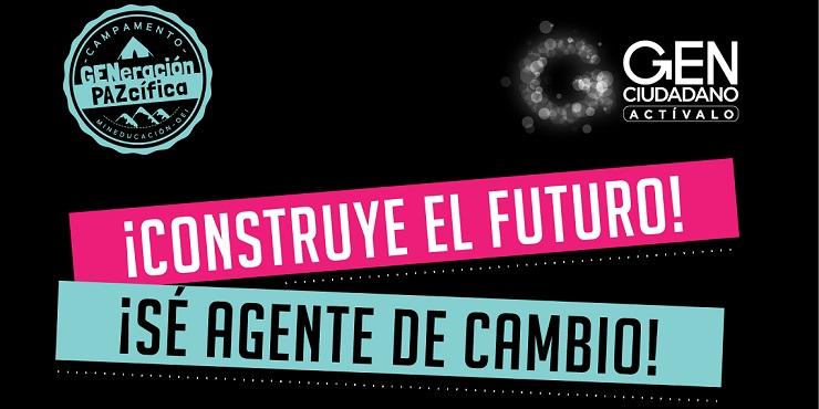 f531e2c9ee 150 estudiantes podrán ser parte del Campamento GENeración PAZcífica ...