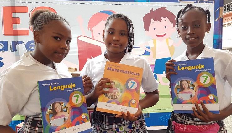 Mineducacion Entrega Gratis 8 6 Millones De Textos Escolares En Todo