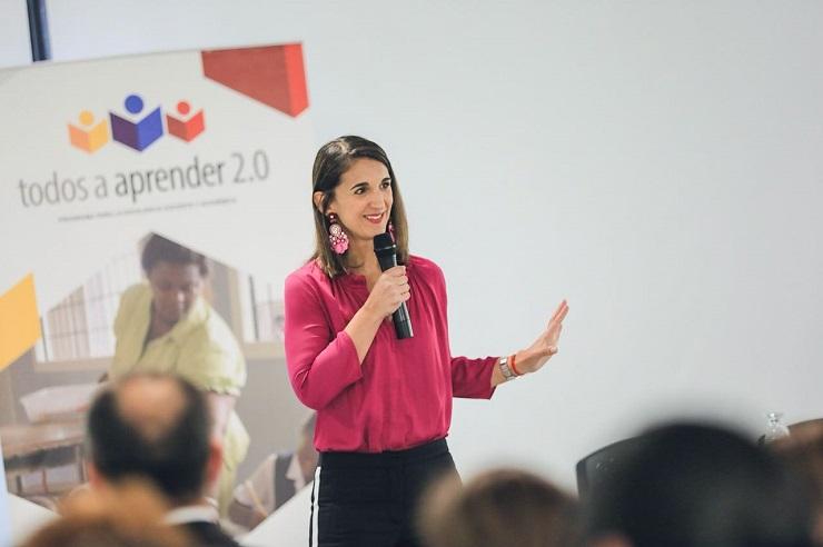 Actualmente el Programa acompaña a más de 109.000 docentes en cerca de 4.500 establecimientos educativos de todo el país.