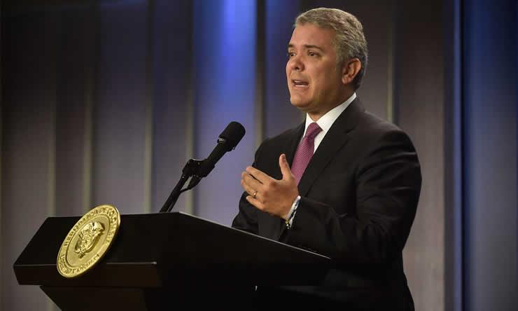 Presidente Duque destaca acuerdo que permitió aumentar recursos de inversión para educación a 4 billones de pesos
