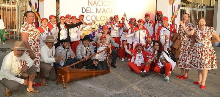 • En el marco de los juegos, se realizará el tercer Encuentro Cultural Nacional Folclórico, en el que se realizarán competiciones y muestras de danza y música.