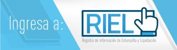 RIEL Registro de Información de Estampilla y Liquidación