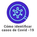 Cómo identificar casos de COVID-19
