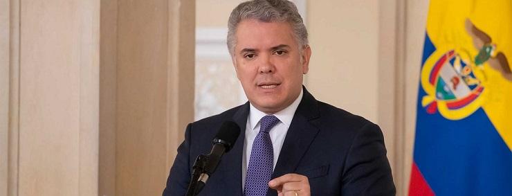 El Presidente Iván Duque encabeza homenaje a más de 12.700 graduandos de  calendario B y les dice que son la generación del optimismo y la  solidaridad - Ministerio de Educación Nacional de Colombia