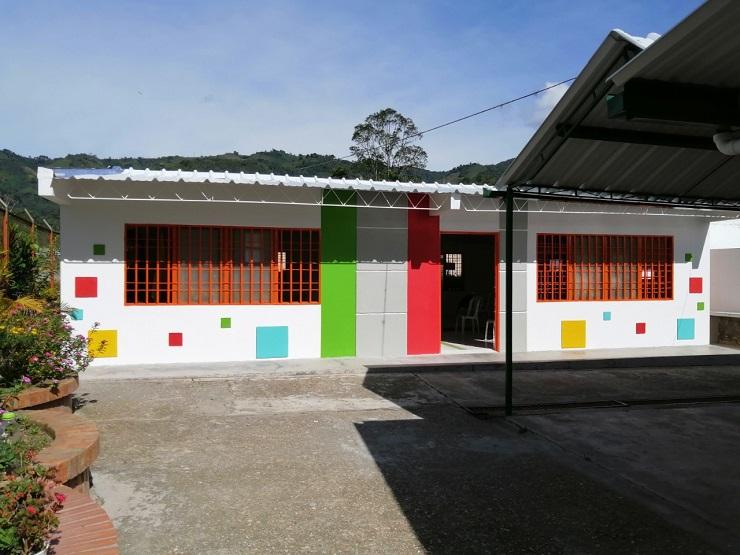 Gracias a estos proyectos finalizados se verán beneficiados cerca de 19.700 niñas, niños y jóvenes.