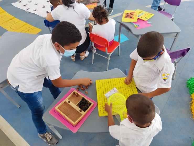 Inició la Expedición de Experiencias en Educación inicial en Buga, Bello y Arjona, una iniciativa por la primera infancia que recorrerá cerca de 30 territorios del país hasta el próximo 1 de octubre